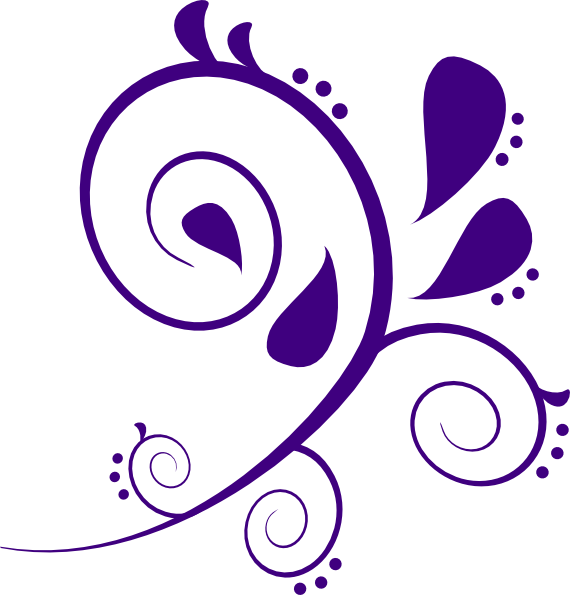 570x595 Spacer Swirl Clip Art Pattern Download Vector Clip