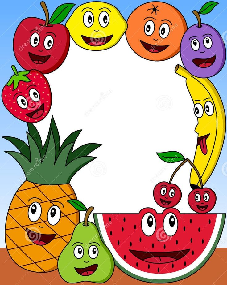 Vegetable Cartoon Clipart | Free download on ClipArtMag