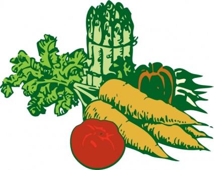 425x338 Vegetables Clipart Vegetables Clip