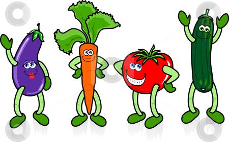 450x282 Cartoon Clipart Vegetable