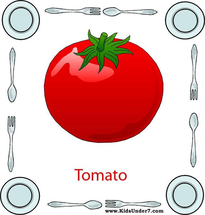 Vegetable Images For Kids