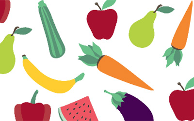 400x250 Fruits Amp Vegetables Clipart Nutrition