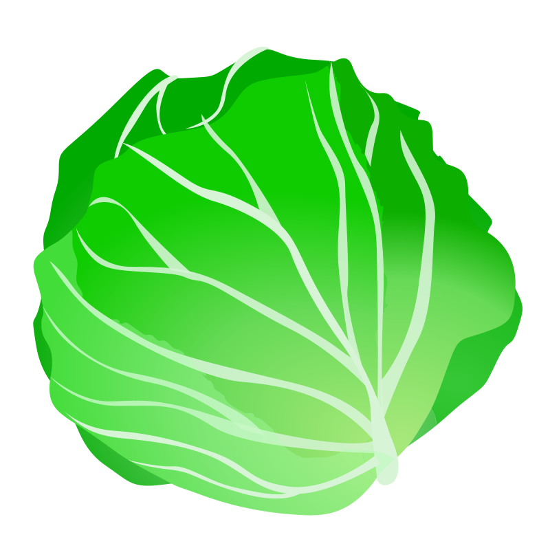 800x800 Vegetables Clipart Transparent