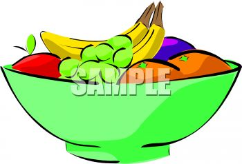 350x238 Clip Art Bowl Of Vegetable Clipart 2096008