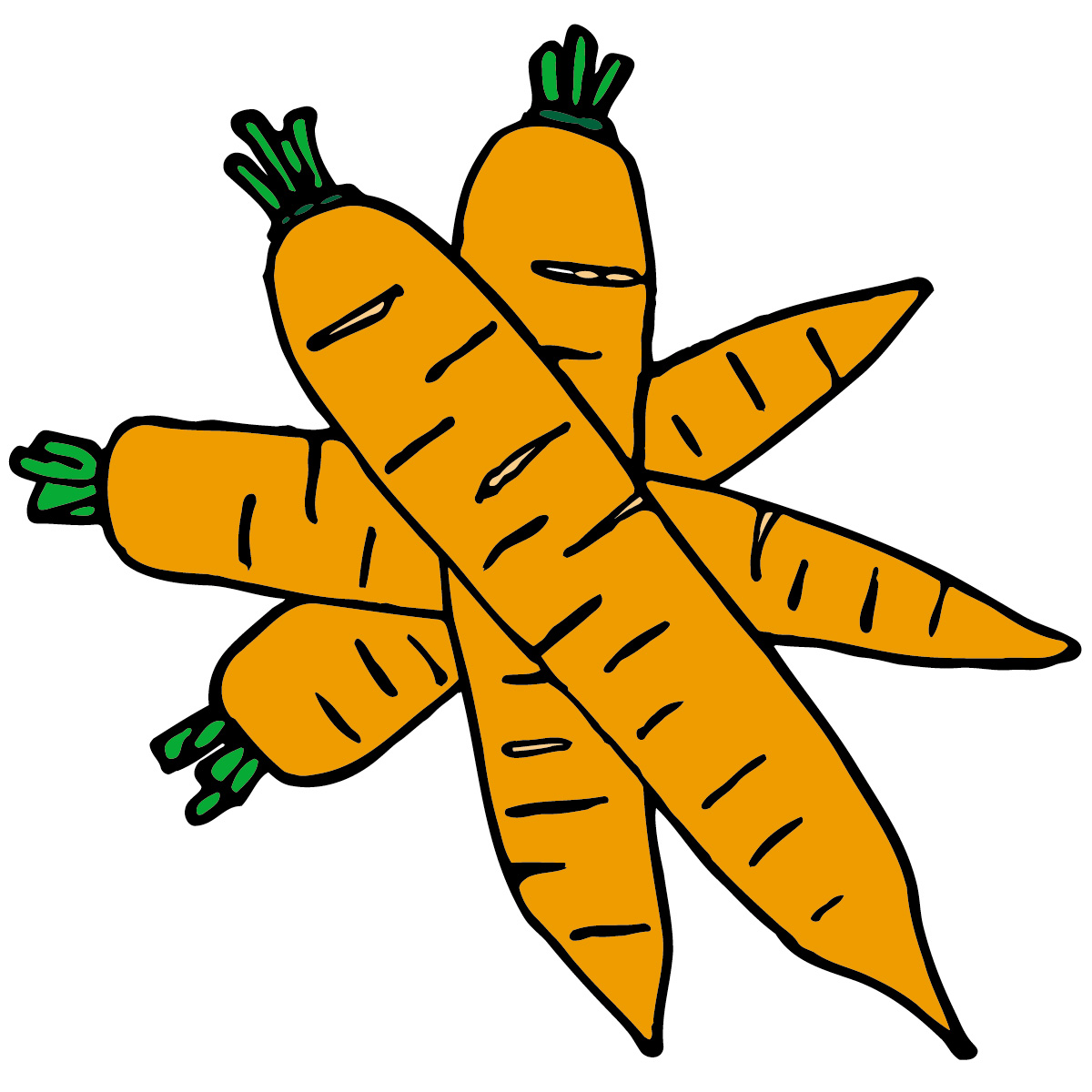 1200x1200 Fruit And Vegetable Clipart Free Images 3