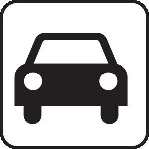 300x300 Automobile Car White Clip Art