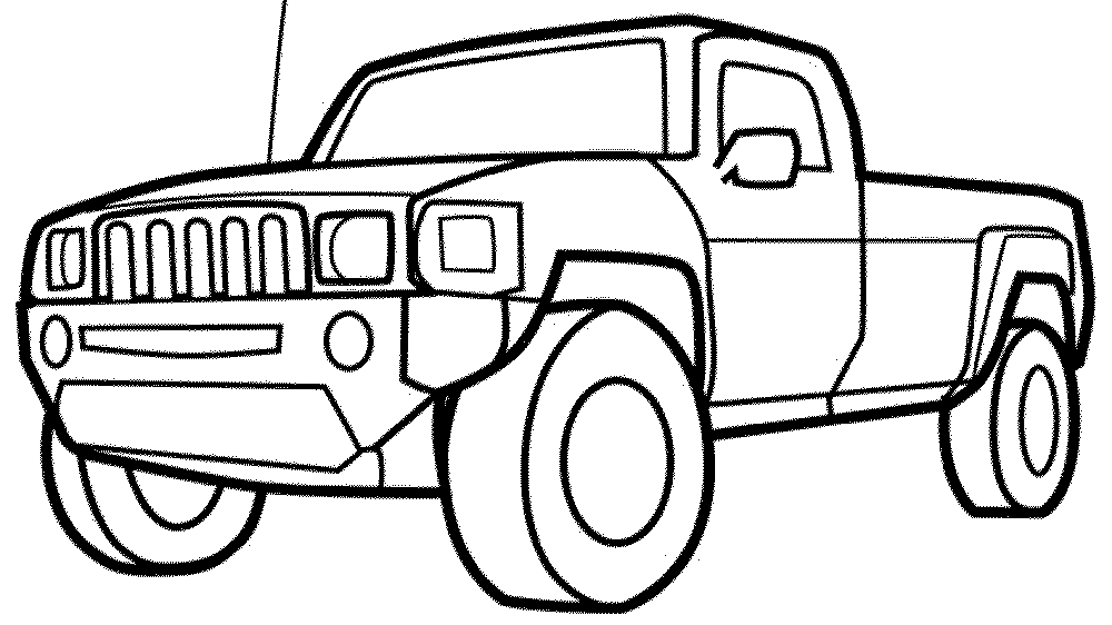 Vehicle Coloring Pages | Free download best Vehicle Coloring Pages ...