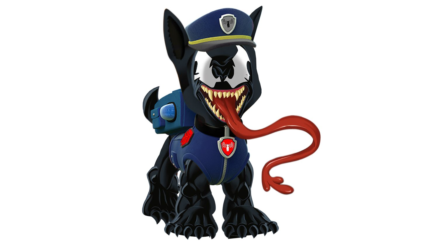 1476x827 Paw Patrol Venom Coloring Pages For Kids
