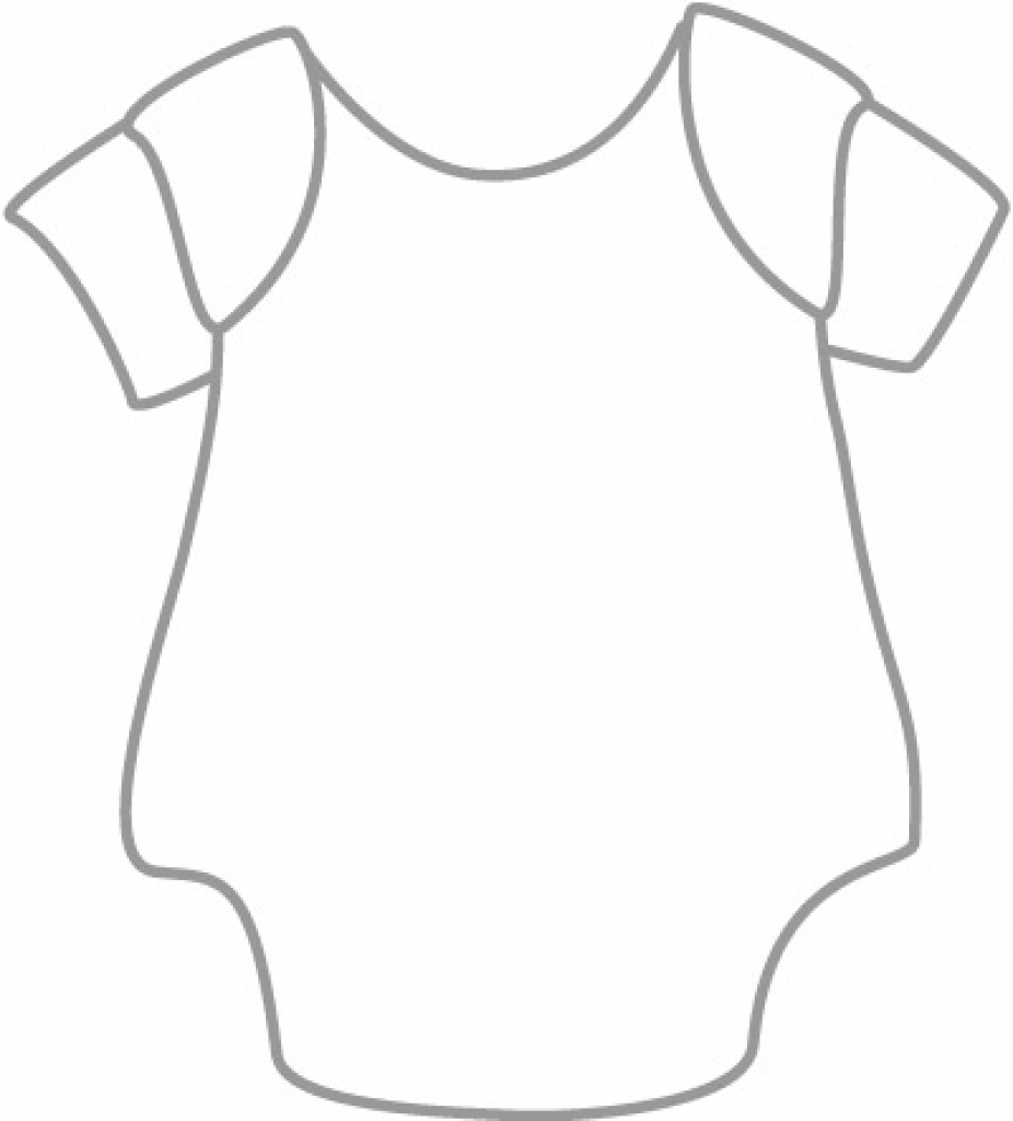 926x1024 Free Ba Clipart Black And White Image 3472 Ba Clothes With Regard