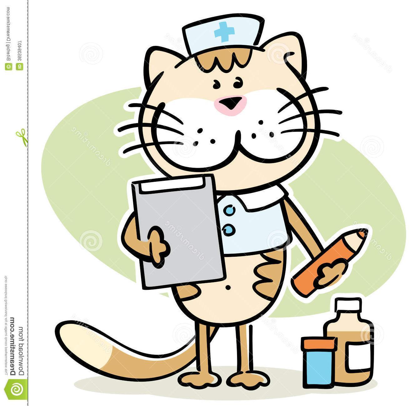 1340x1300 Best Hd Feline Clipart Veterinarian Image