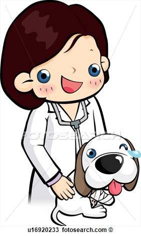 282x470 Veterinary Medicine Clipart 2032161