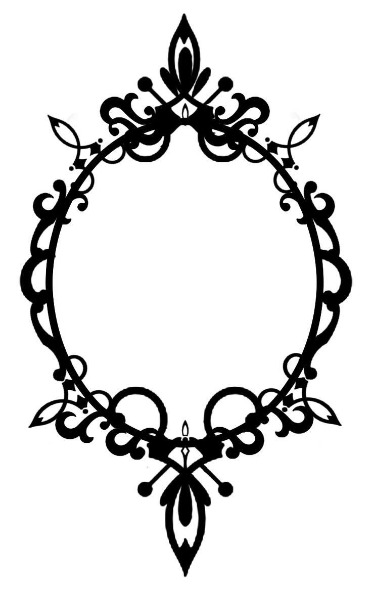 Victorian Frame Clipart | Free download on ClipArtMag