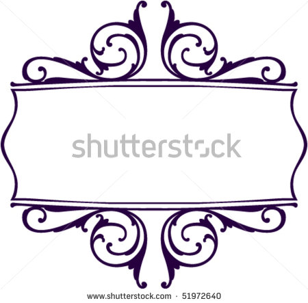 450x443 Elegance Clipart Fancy Scroll