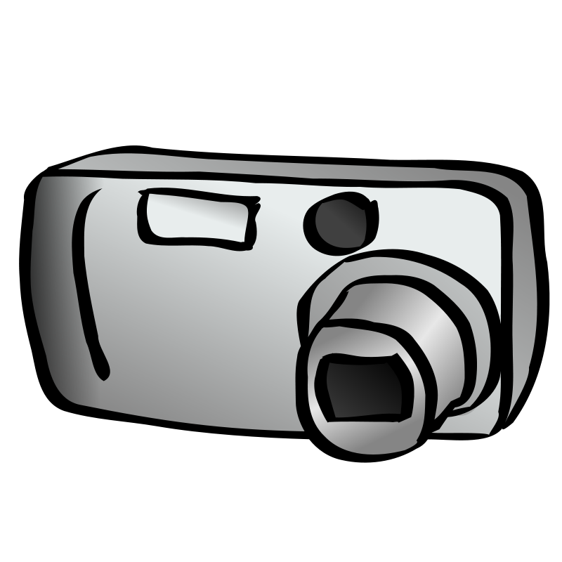 800x800 Video Camera Cartoon Camera Clipart Kid