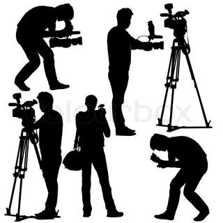 Video Cameras Clipart
