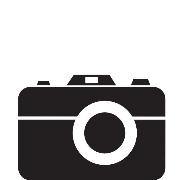 588x598 Camera Clip Art