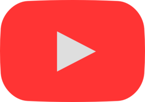299x210 Youtube Style Play Button Hover Silver Clip Art