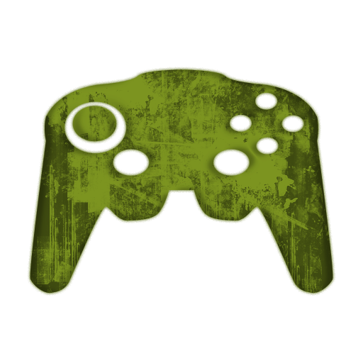 512x512 Video Game Controller Icon