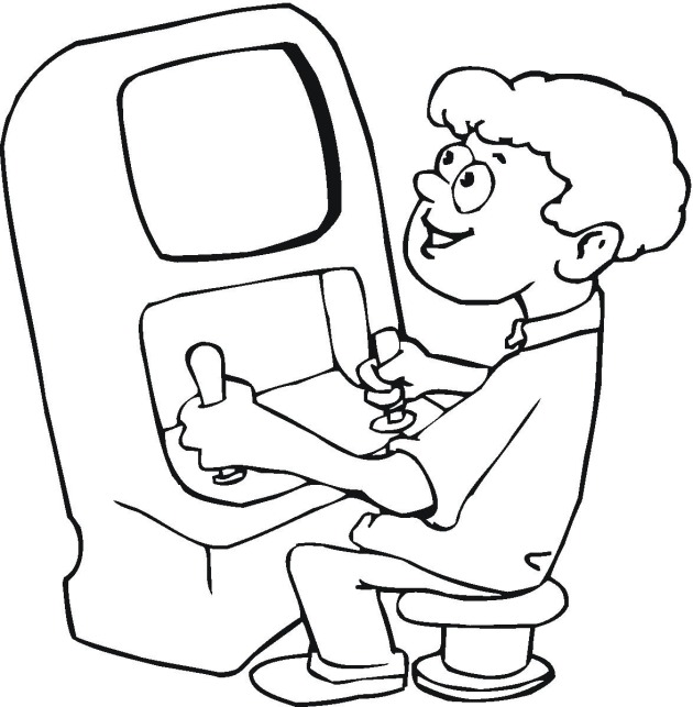 630x643 Good Video Game Coloring Pages 58 About Remodel Seasonal Colouring