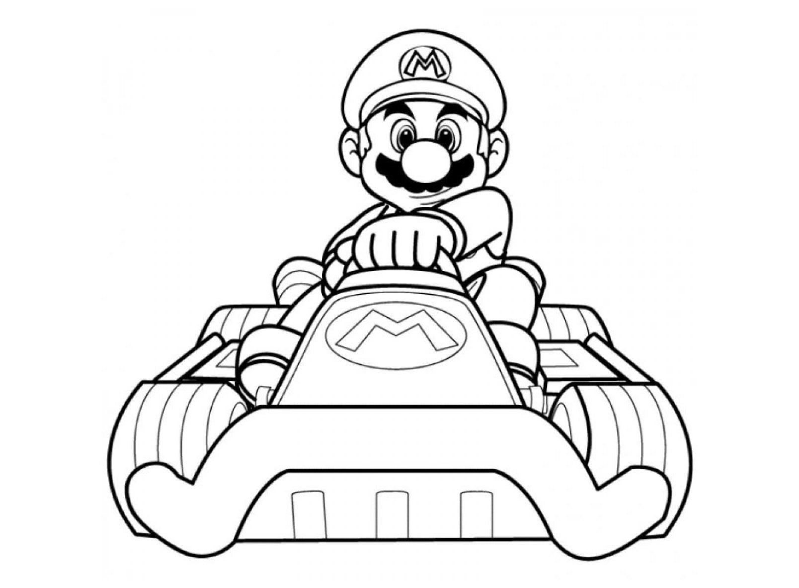 1608x1183 Mario Kart