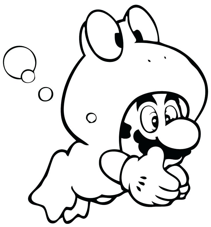 736x792 Video Game Coloring Pages