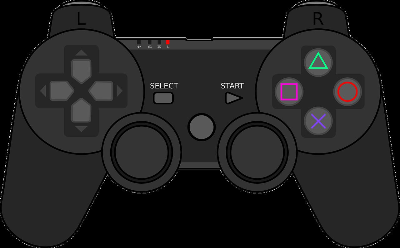 1280x795 Free Video Game Controller Clip Art, Controller Clip Art