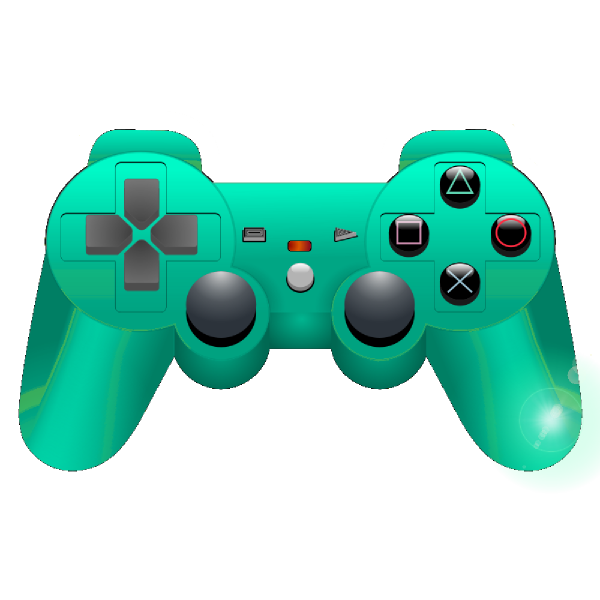 Video Game Controller Clipart
