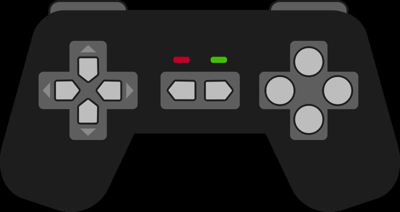 800x424 Joystick Clipart Game Console