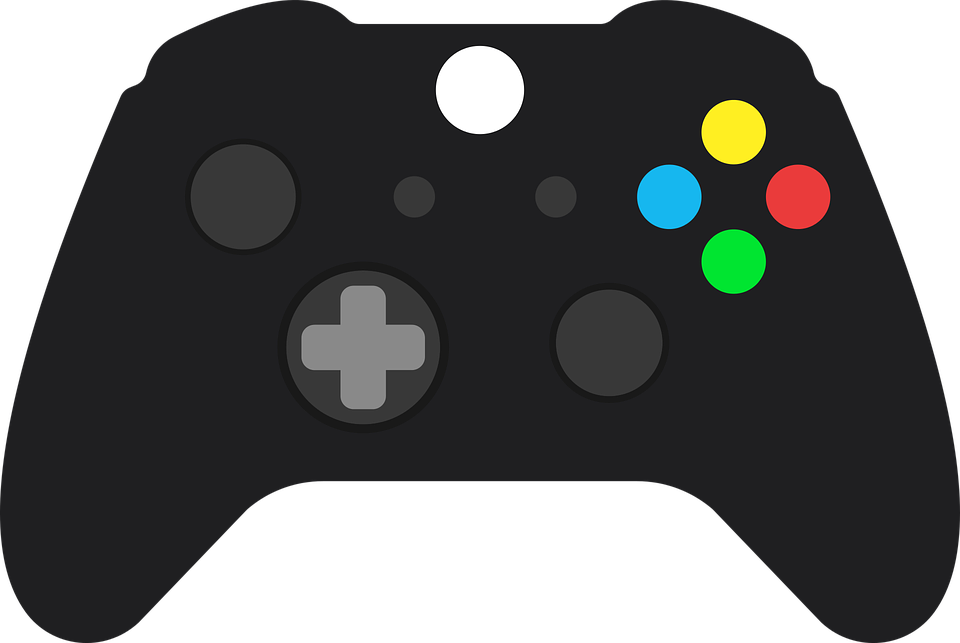 960x643 Video Game Clipart Gamepad