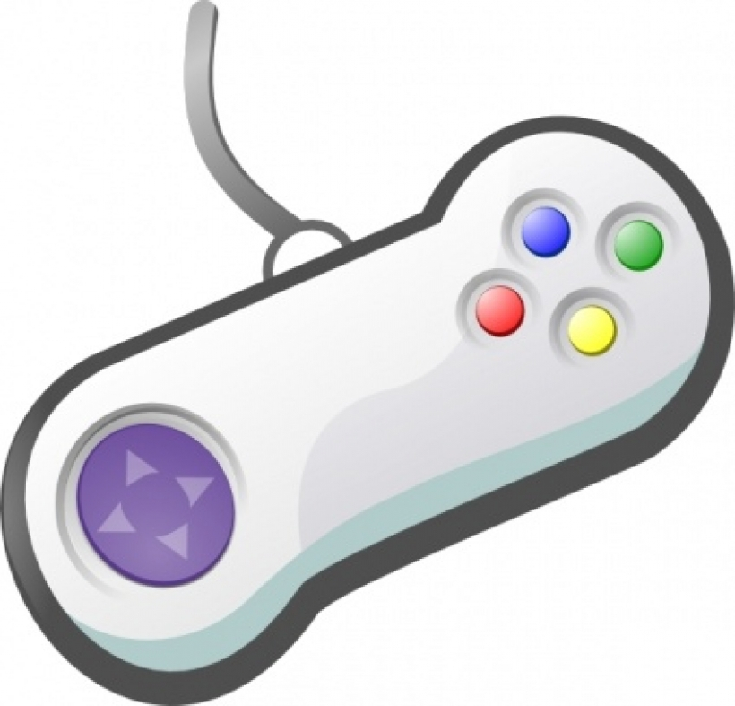 820x787 Video Game Controller Clip Art Clipartsco Game Controller Clip Art