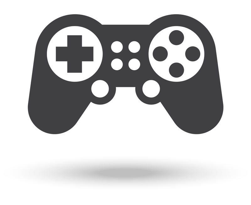 800x655 Controller Clipart Black And White