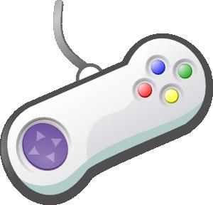 300x288 Gamepad Clip Art