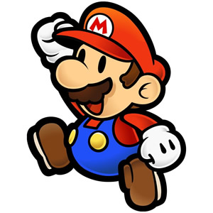300x300 Video Game Character Clipart