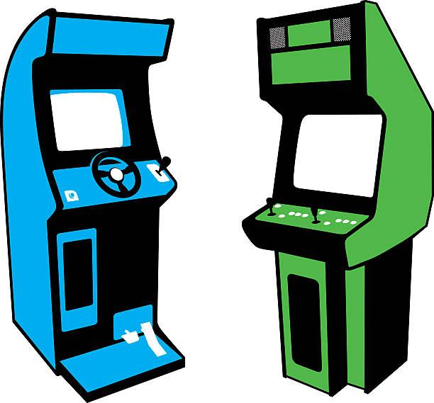 612x569 Video Game Clipart Arcade Games