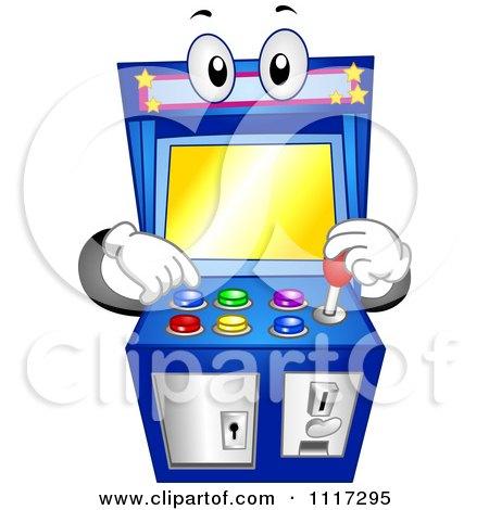 450x470 Arcade Video Games Clip Art Cliparts