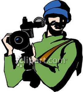 271x300 Photography Clipart Video Camera