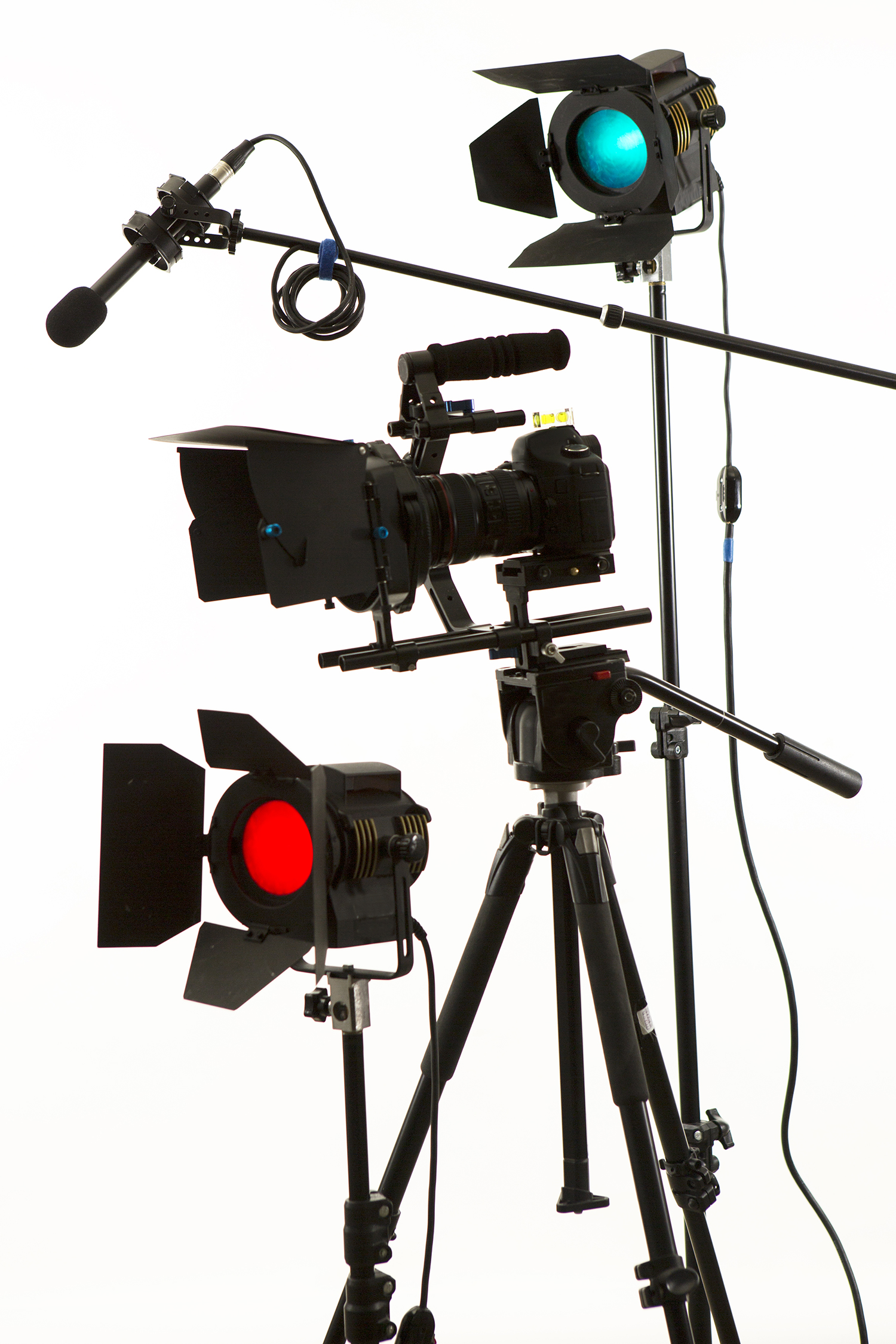 1500x2249 Video Production Clipart