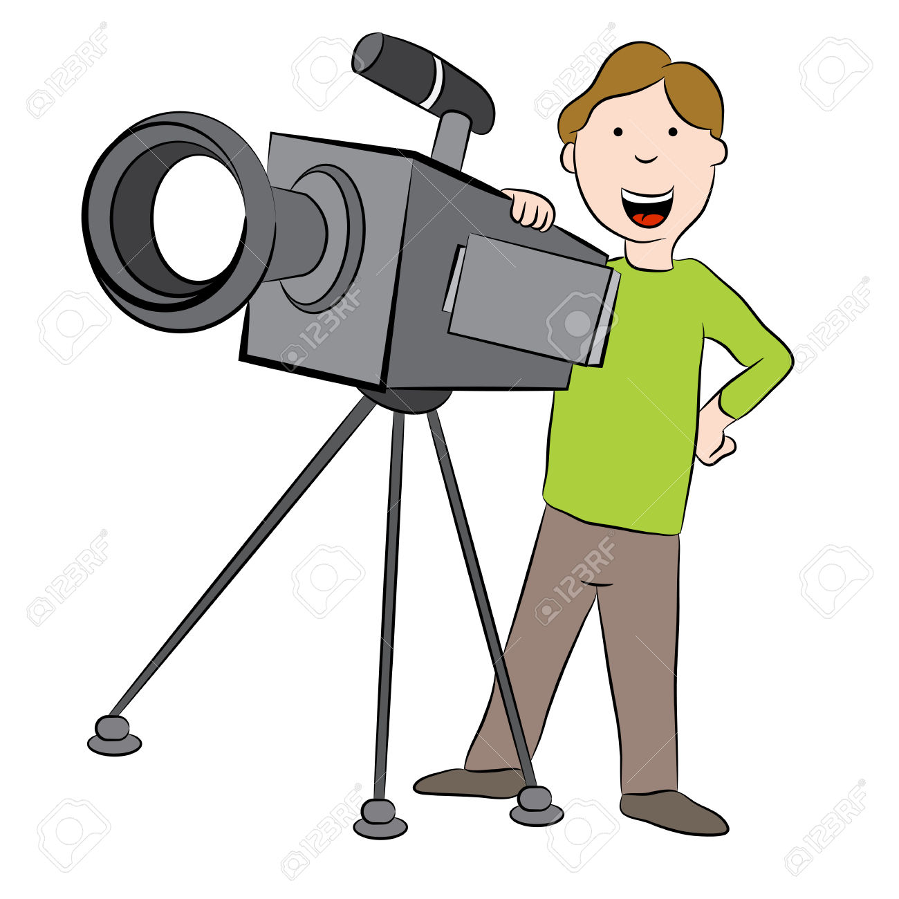1300x1300 Photography Clipart Videography