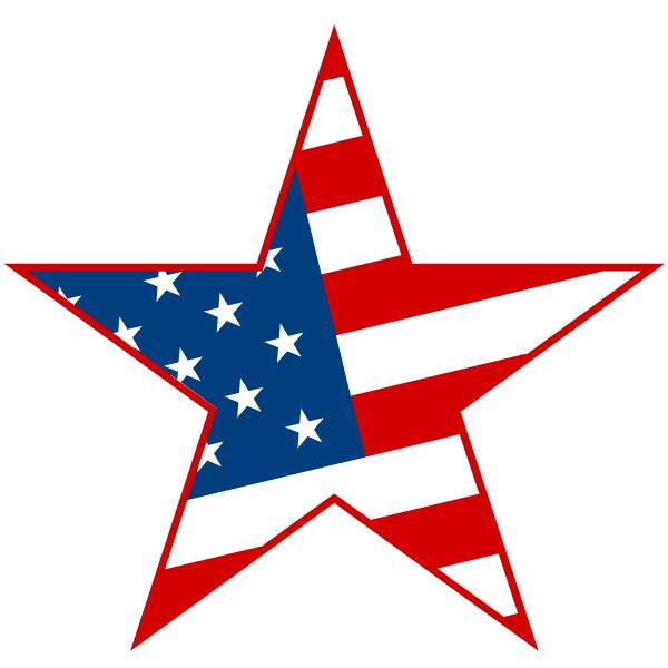 600x600 Free 4th Of July Clipart Many Interesting Cliparts