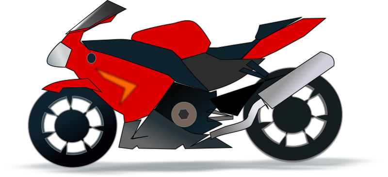 800x365 Free To Use Amp Public Domain Motorcycle Clip Art