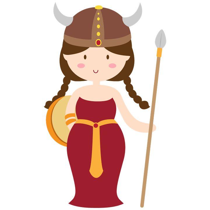 Vikings Clipart