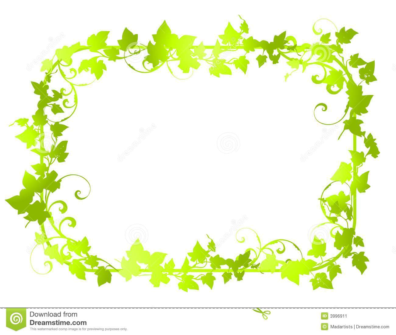 1300x1101 Border Leaves Clipart