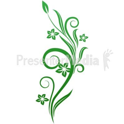 400x400 Floral Clipart Leaf Vine