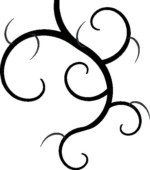 522x593 Vine Pumpkin Black White Clipart