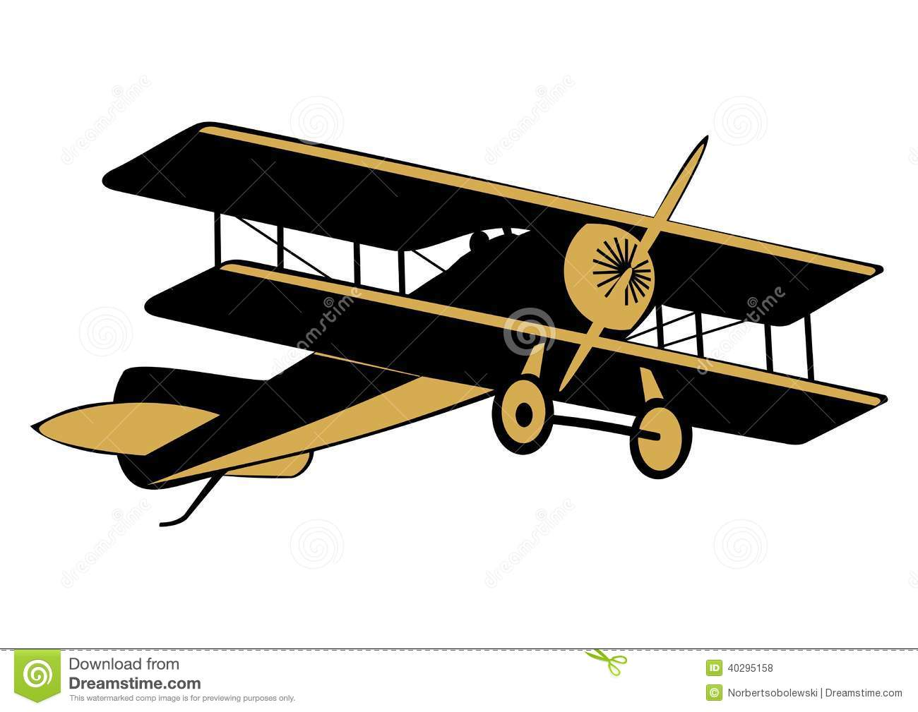 1300x1009 Aviation Clipart Vintage Airplane