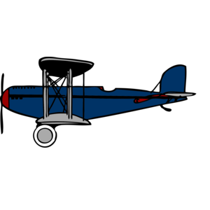 300x300 Aircraft Clipart Vintage Airplane