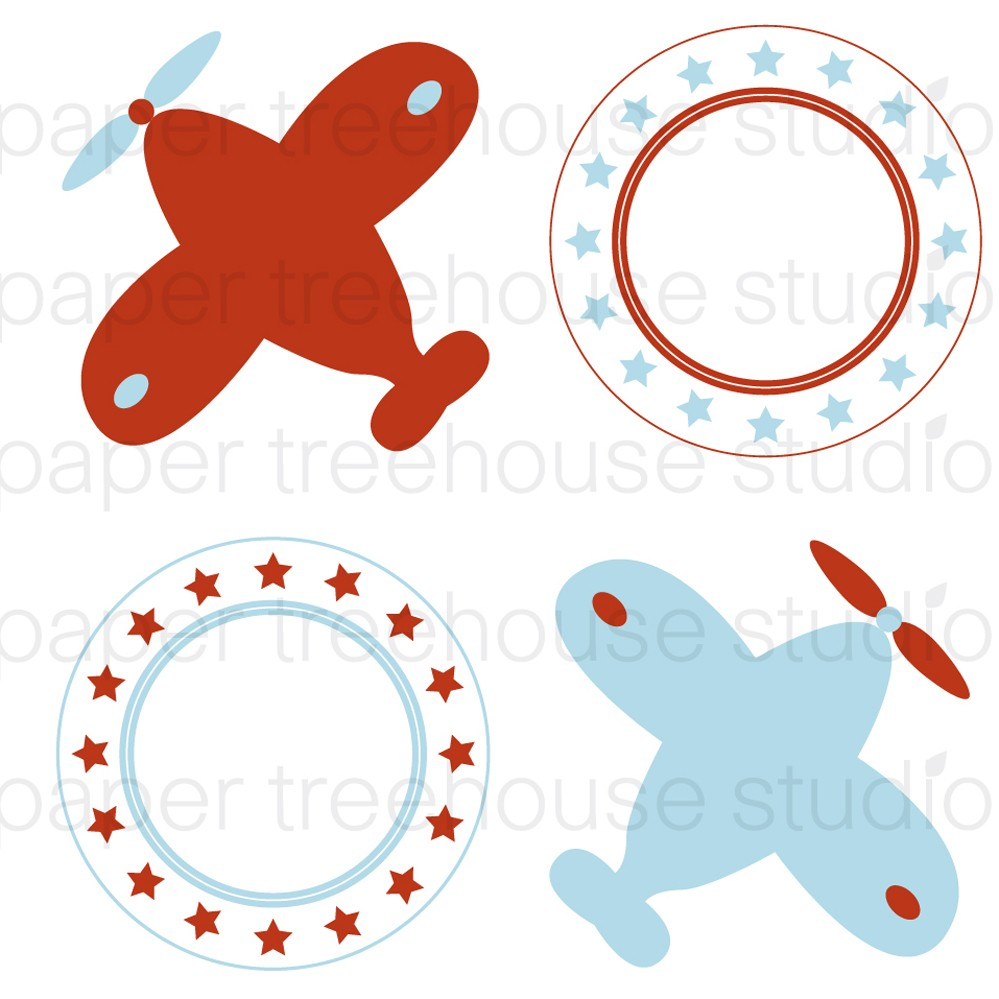 999x999 Airplane Clipart Baby Airplane