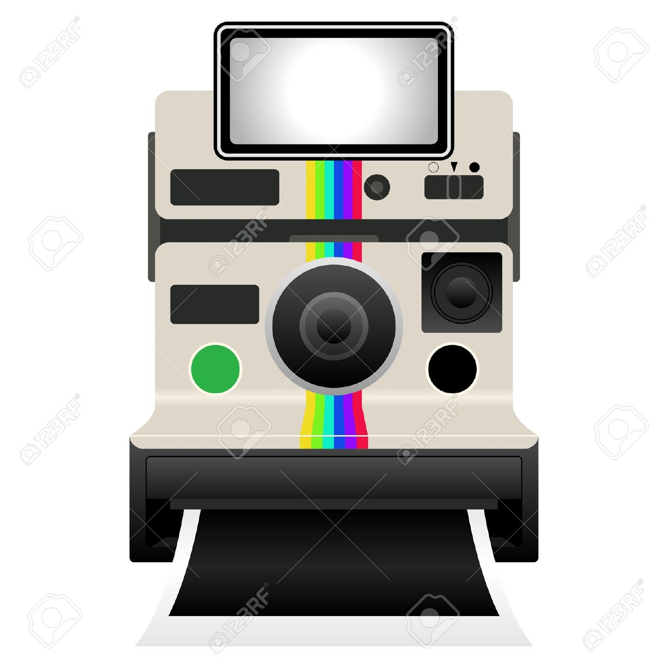 1300x1300 Camera Clipart White Background