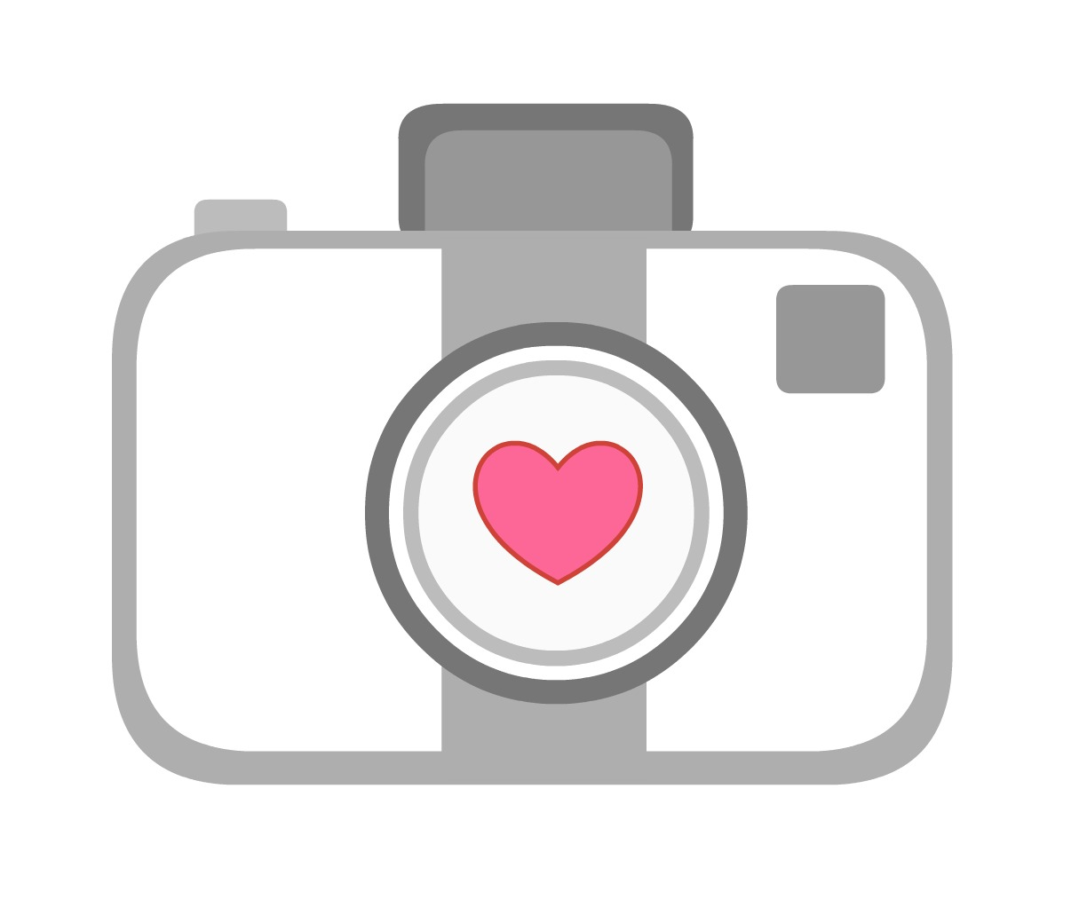 1215x1022 Vintage Camera Clipart