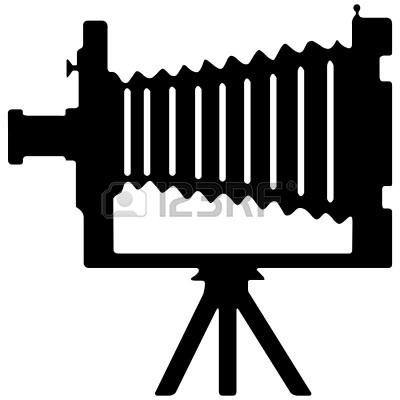 400x400 Camera Clipart Antique Camera